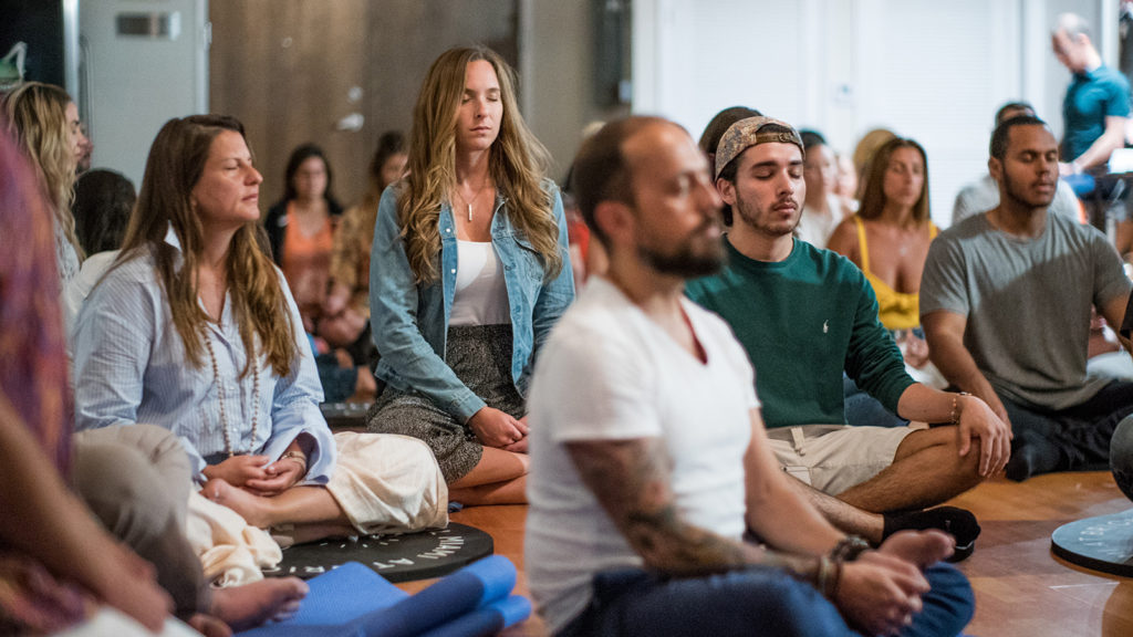 Break Out! An Introduction to Meditation (4-Week Course)